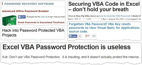 Secure++ VBA Compiler for Microsoft Office Exce