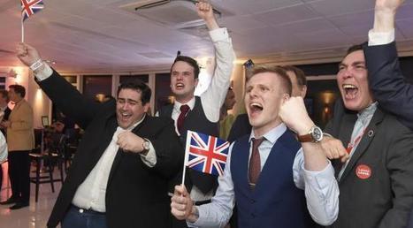 DIRECT : Le Royaume-Uni choisit de quitter l'Union Européenne, David Cameron partira en octobre   Pierre-André Fontaine   Scoop.it