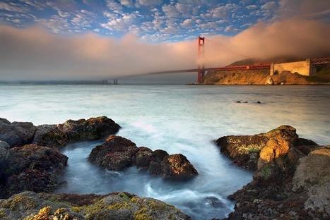 The Mystical Golden Gate Bridge | San Francisco's Life | Scoop.it