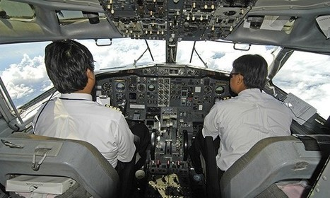 Why it's probably safer if your pilot is asleep than awake | leapmind | Scoop.it