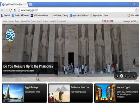 200 Years of Tourism in the Holy Lands – From Mark Twain to the Digital Age   The ASOR Blog   Egyptology and Archaeology   Scoop.it