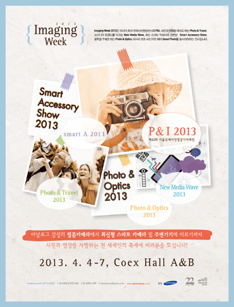 » Asia's Biggest Photo and Imaging Exhibition, 2013 P&I Began April 4th | photography tip | Scoop.it