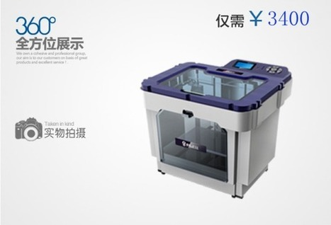3ders.org - Is FreeSculpt 3D printer just a rebranded Chinese Myriwell? | 3D Printer News & 3D Printing News | 3D Printing Insight | Scoop.it