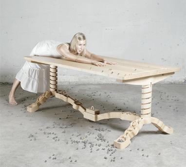 Dinner just became more interesting! | Furniture Design | Scoop.it