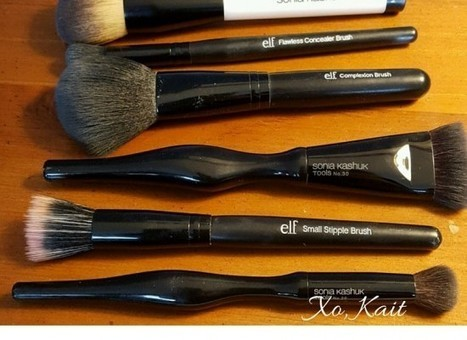 My Essential Makeup Brushes | Best of the Los Angeles Fashion | Scoop.it