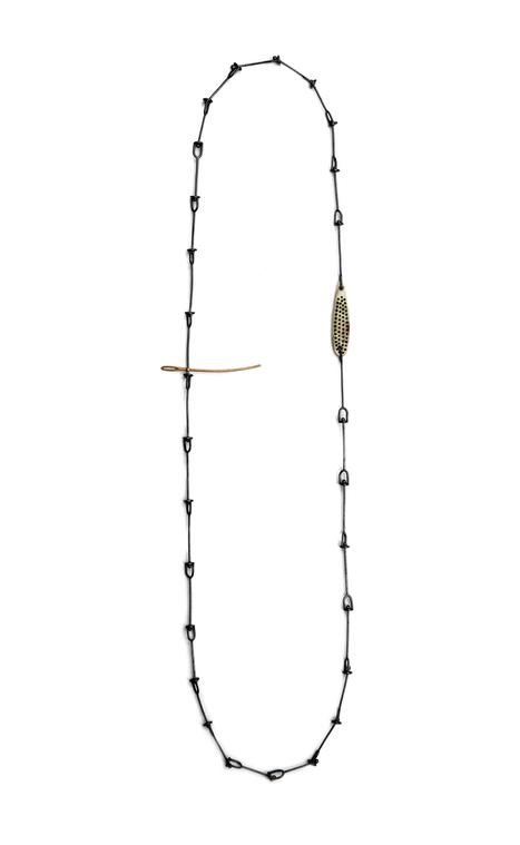 Jo Pond: Intimate | Velvet da Vinci | shubush jewellery adornment | Scoop.it