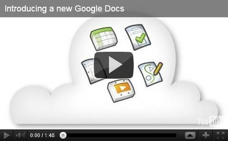 A new Google Docs | Business and Economics: E-Learning and Blended Learning | Scoop.it