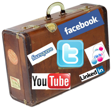 How Smart Business Travelers Use Social Media | social musings | Scoop.it