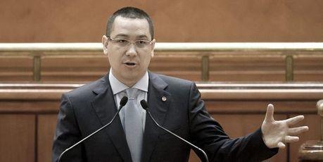 Roumanie : le chef de l'opposition de gauche désigné premier ministre   Union Européenne, une construction dans la tourmente   Scoop.it