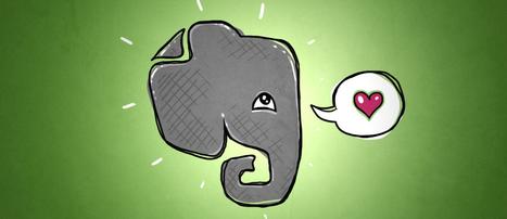 Como visitar o Evernote me fez repensar a cultura nas startups | Cibereducação | Scoop.it