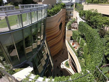 The 8 Level Rooftop Park in Osaka,Japan | Sustain Our Earth | Scoop.it
