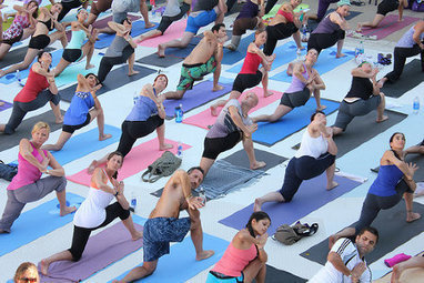 Bad Karma: Can Yoga and Capitalism Get Along?   Yoga For The Non-Cliche Yogi   Scoop.it