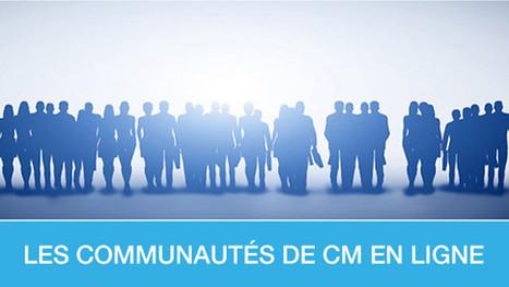 Quelles communautés online pour les Community Managers ? | #C.M | Scoop.it