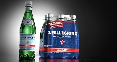 FoodBev.com | News | Cartils limited edition design for S.Pellegrino and Ducati | Desmopro News | Scoop.it