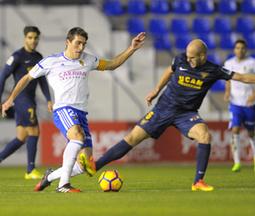 El Real Zaragoza cae por la mínima ante el UCAM Murcia | Tercer Equipo | REAL ZARAGOZA | Scoop.it