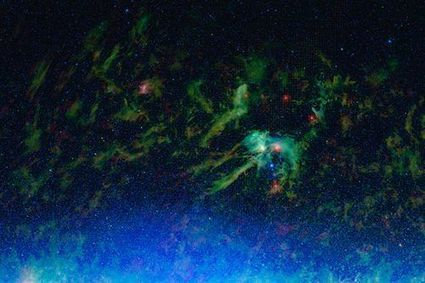 Image of the Day: The Universe in Infrared | Istantanea | Scoop.it