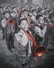 Sheng Qi (1965), Chinese contemporary artist, lives and works in Beijing, China | Modern Art China : Contemporary Chinese Art | Scoop.it