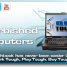 BuyTough Semi Rugged Laptop