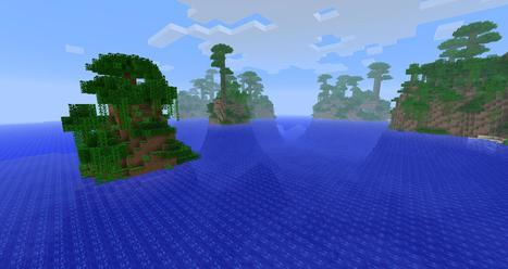 Ocean Adventures Mod for Minecraft 1.5.1/1.4.7 | Free Download Minecraft | Scoop.it
