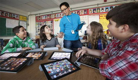 Apple Updates iOS to Ease Classroom Management | BYOD iPads | Scoop.it