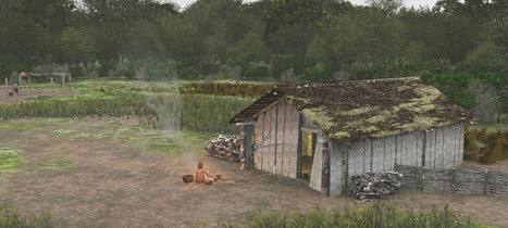 Four Neolithic houses unearthed at quarry : Archaeology News from Past Horizons   Archaeology News   Scoop.it