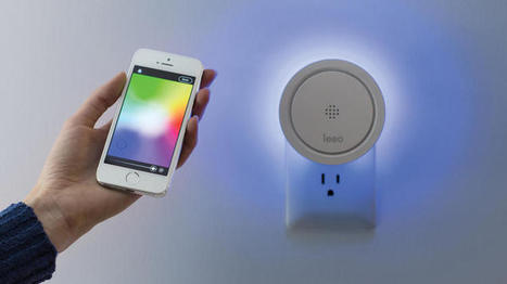 This Nightlight Costs $100, And It's Worth Every Penny | The SmartHome | Scoop.it