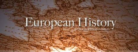 DHR :: European History | Digital History | Scoop.it