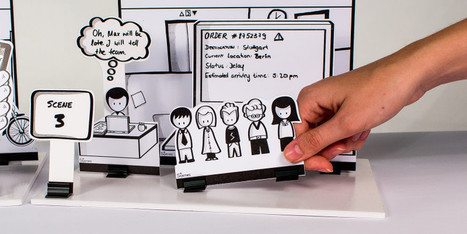A New Method and Tool to Create Storyboards | Visioni e Linguaggi | Scoop.it