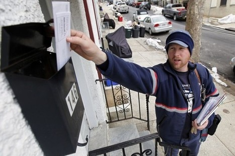 Postal Service plans to end Saturday mail delivery by August   Entrepreneurship, Innovation   Scoop.it