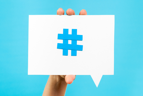 How to Use the Power of Hashtags in Your Social Media Marketing - Jeffbullas's Blog | Salesbot.com.au | Scoop.it