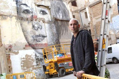 Tudela,  museo  del mejor arte urbano   pablo hinarejos   Scoop.it