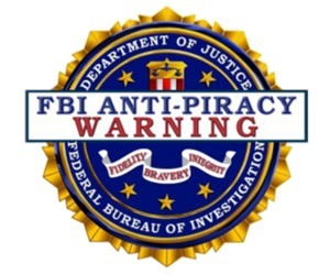 FBI lets everyone use the Anti-Piracy Warning seal   Audio, Video, VOIP,  & Computer Systems   Scoop.it
