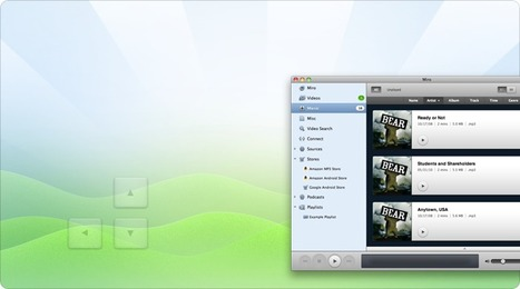 Miro - Free, open-source music and video player.   Music Production Vault   Scoop.it