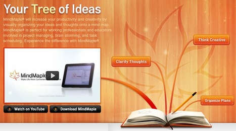 MindMaple - Mind Mapping Software | Teaching in Higher Education | Scoop.it