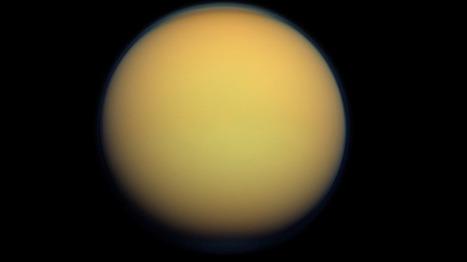 Lake detected near equator of Saturn's massive moon Titan | Wonderful world of science | Scoop.it