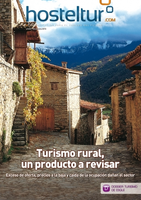 Turismo rural, un producto a revisar | Accoglienza turistica | Scoop.it