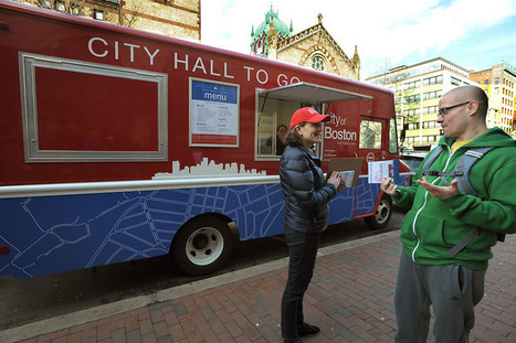 This Government On Wheels Brings City Services To The People | Sustain Our Earth | Scoop.it
