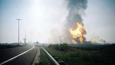 30 July 2004, the Ghislenghien gas pipeline explosion… 10 years ... | SecureOil | Scoop.it