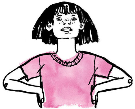 Why Do We Teach Girls That It's Cute to Be Scared? | Cuppa | Scoop.it