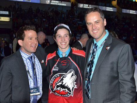 Des changements dans le personnel hockey des Huskies   Pierre-André Fontaine   Scoop.it