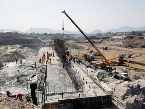 Ethiopia diverts Nile to build mega-dam | Geography In the News | Scoop.it
