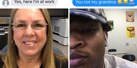 Grandma Texts Wrong Teen About Thanksgiving, Invites Him Anyway | Amanda Carroll | Scoop.it