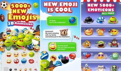 6 Of The Best Emoji Apps | Mobile App Development | Scoop.it