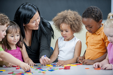 Supporting High-Quality EarlyEd for Dual Language Learners | National Association for the Education of Young Children | NAEYC | ¡CHISPA!  Dual Language Education | Scoop.it