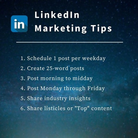 LinkedIn Marketing: The All-in-One Guide to Content and Scheduling | LinkedIn Marketing Strategy | Scoop.it