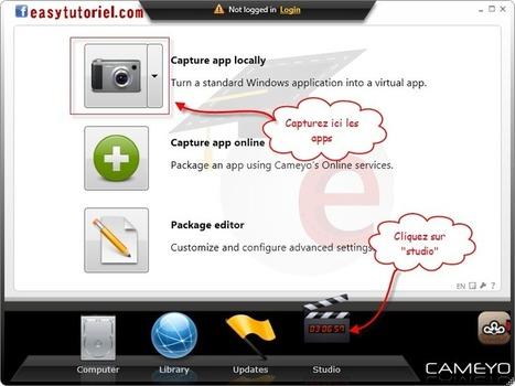 Comment exécuter un programme sans l'installer ! | Easytutoriel.com | Sitios y herramientas de interés general | Scoop.it