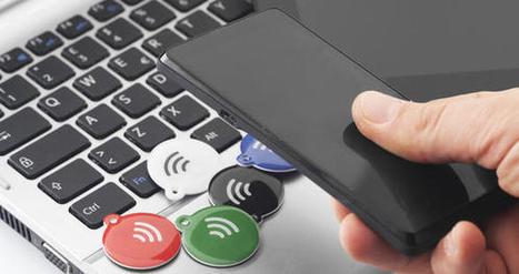 "Programmer ses propres stickers NFC pour rendre son environnement ""intelligent"" | CRAW | Scoop.it"