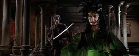 Hammer Time: The Gorgon (1964) Review   Hammer Horror Podcast   Scoop.it