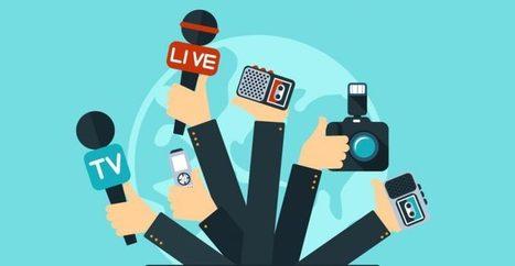 Réseaux sociaux et journalisme : 290 journalistes interrogés sur leur(s) usage(s) | La Lorgnette | Scoop.it