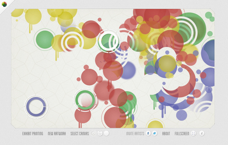Swajp - a HTML5, CSS3, websockets painting game | Amazing HTML5 | Scoop.it